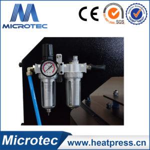압축 공기를 넣은 자동적인 1대의 위치 열 압박 기계 - Aphd-40 (75*105cm)