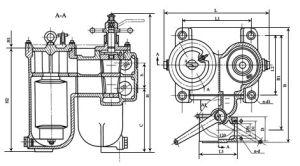 石油フィルター(SPL、DPL)