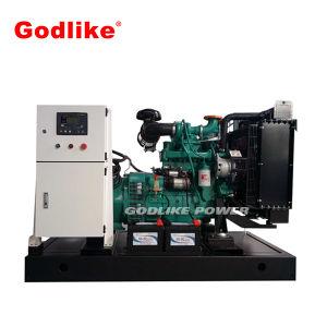 Ce/ISOの30kVA/24kw Cumminsの開いたタイプディーゼル発電機
