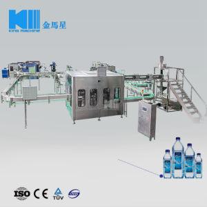 Automatische Mineralquellenwasser-Flaschenabfüllmaschine