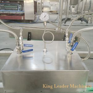 Gaine rétractable PVC PET OPS l'étiquetage de la machine pour bouteille PET