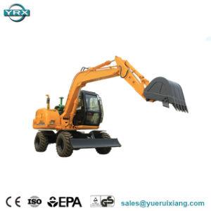Heißer verkaufenrad-Exkavator der Marken-Yrx85-8