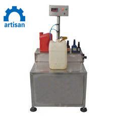 두꺼운 기름 처분할 수 있는 기화기 기름 충전물 기계 자동 장전식 충전물 기계