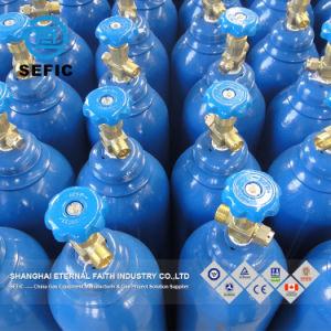 La norma ISO 40 L/6M3 del cilindro de oxígeno