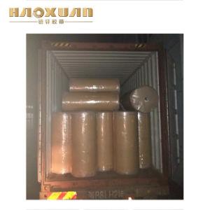 De Transparante Hete Verpakkende Band van de Smelting BOPP voor Machine