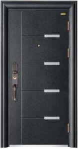 Portello di entrata d'acciaio del portello di obbligazione del portello del metallo del portello (WG-928)