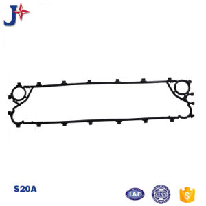 Sondex S7a/S9a/S14A/S19A/S20Aのガスケットまたはゴムシールのための優秀な硬度の強さの版の熱交換器のガスケット