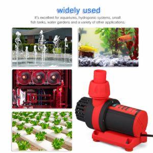 Serbatoio di pesci, muto della pompa ad acqua, tre in una pompa d'immersione, aeratore dell'acquario, filtro da Built-in della pompa ad acqua