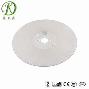 Connectez-vous la lame de scie pour les tissus machine à papier