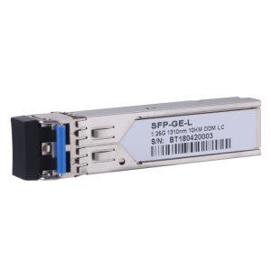Kompatibler 1310nm 10km LC Verbinder Cisco-mit Ddm 1.25g SFP Lautsprecherempfänger-Baugruppe