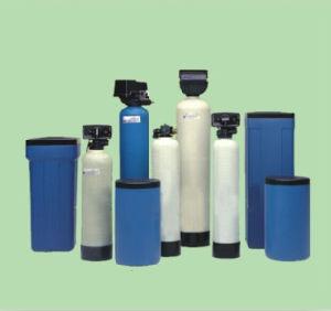 Chunke Descalcificador de agua de caldera/pequeña de disco duro del sistema de agua ablandador de agua