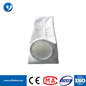 Tememperature bajo los filtros de mangas de poliéster tejido del filtro de polvo de cemento
