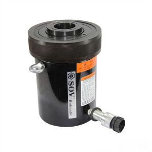 Cilindro idraulico del tuffatore vuoto di alluminio a semplice effetto di vendita della fabbrica