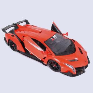 Nieuw 1:10 Vijf de Auto van het Speelgoed RC van het Controlemechanisme van het Stuurwiel van het Kanaal met Pedaal