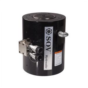 800ton Electriclの大きい倍の代理の高尚な水圧シリンダ