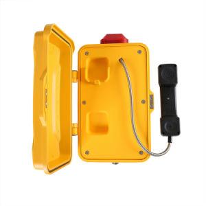 Для телефонов GSM, стены - устанавливается связь, High-Quality водонепроницаемый телефон со светодиодной подсветкой