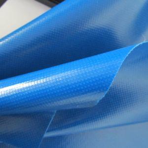 Heavy Duty Rpaulin materiales PVC Tela pvc lonas