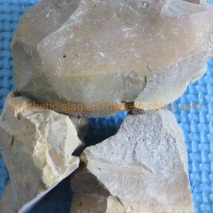 Perfeccionar el acero fundido de escoria de aluminato de calcio con baja sio2