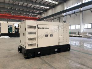 11kVA en silencio Conjunto de generación diesel impulsados por motores Perkins con Ce/ISO