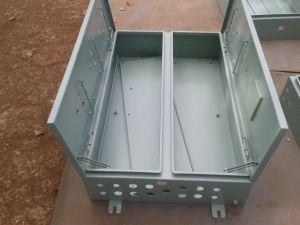 OEM personalizados de precisão de aço CNC Peças de Corte a Laser de alumínio