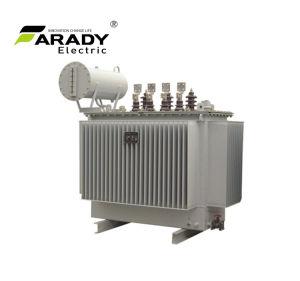 11kv 500kVA transformador Oil-Immersed Alimentação de tensão eléctrica