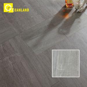 Non-Slip природных серый керамические плитки с остеклением