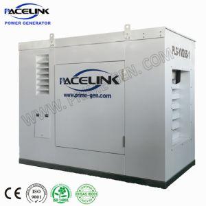 26kVA insonorizado grupo electrógeno diesel Yanmar Powered altamente personalizado separados con controlador de telar de 10 metros
