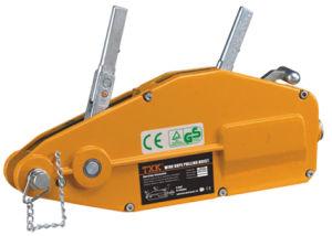 Portable 5400kg Extrator de Cabo