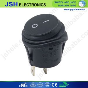 sul mini Spst interruttore di attuatore impermeabile di fuori 2 Pin