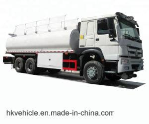 Camion del serbatoio di combustibile di Sinotruk HOWO 25 Cbm 20 tonnellate