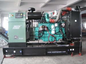 220kVA ha prodotto l'insieme di generazione diesel