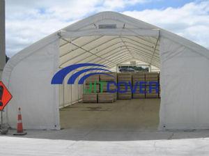 Het industriële Pakhuis van de Opslag, de Tent van de Opslag, de Bouw van de Stof (jit-2682)