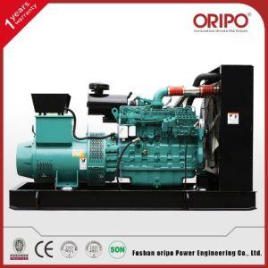 300kVA/240kw zelf-Begint Open Diesel van het Type Generator met de Motor van Cummins