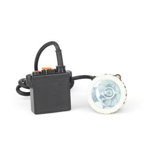 30000ルクス抗夫の採鉱ランプのCaplampのヘッドライトBk30000