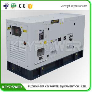 Cubierta tipo potencia motor generador diesel aprobado por Ce