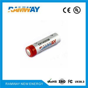 Alta densidad de energía de batería para detector de Plaza de estacionamiento (ER14505M)