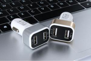 Caricatore dell'automobile del USB delle porte di tensione 2 del tester di volt della visualizzazione di LED di alta qualità 12V-24V Digitahi
