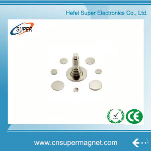 Высокая мощность N42 Редкоземельные Strong диск магнита