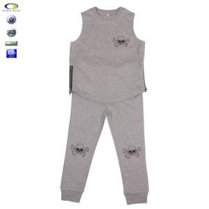 China Guangzhou Leveranciers Goedkope Child Wholesale Kid kleding set