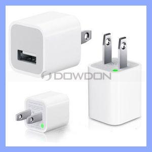 Wir 5V 1A USB-Energien-Adapter-Wand-Aufladeeinheit für iPhone 7