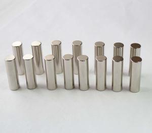 Custom цилиндра Редкоземельные металлокерамические неодимовых магнитов NdFeB