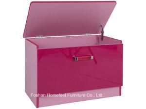 أوتاوا لون قرنفل لمعان عال 3 قطعة جدي غرفة نوم أثاث لازم يثبت ([هف-هّ27بك])