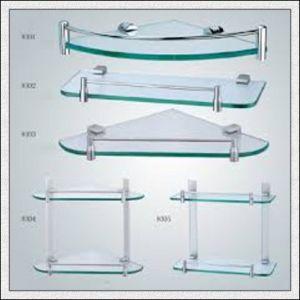 6 12mm templado de vidrio estante para ba o ducha 6 12mm for Estantes vidrio bano