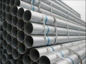 Estremità di filetto e tubo d'acciaio galvanizzato accoppiamento di ERW come API5l