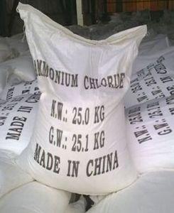 de Structuur Nh4cl van het Chloride van het Ammonium van 99.5%Min
