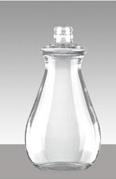 vaso di vetro 425ml/bottiglia di vetro/bottiglia della vodka
