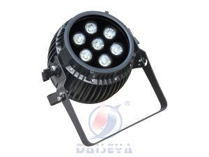 Etapa de alta potencia LED de exterior inalámbricos de Luz PAR