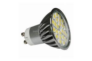 AluminiumDimmable GU10 24 5050 SMD LED Birnen-Scheinwerfer