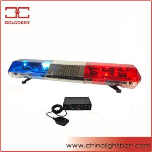 Polizeiwagen Lightbar u. Rotator-Warnleuchte (TBDGA02322)
