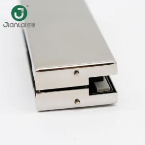 Fechadura central da conexão de patches com o canto da caixa de greve de bloqueio de patches